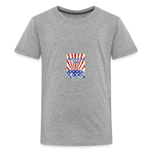 memorial day - Kids' Premium T-Shirt
