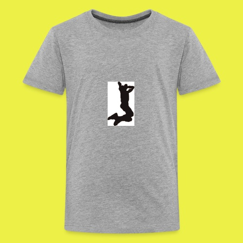 Rise up to the top Logo - Kids' Premium T-Shirt
