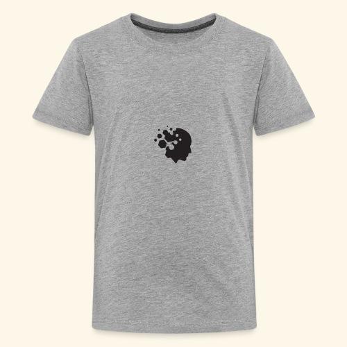 w logo blue png - Kids' Premium T-Shirt