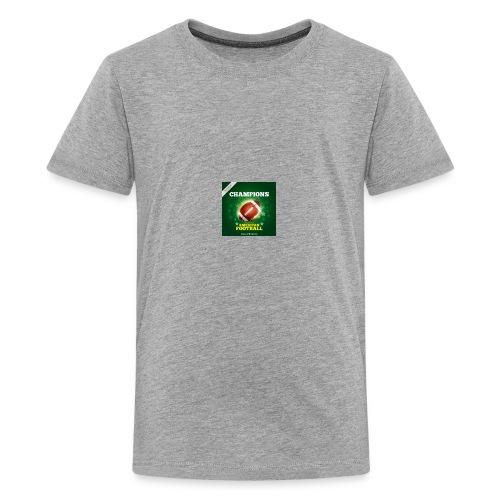 American Football ball - Kids' Premium T-Shirt