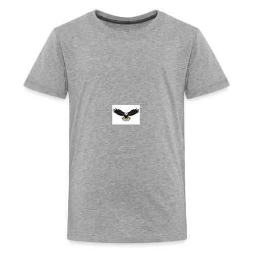 Eagle by monster-gaming - Kids' Premium T-Shirt