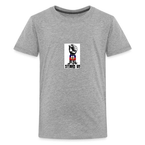 25a7beebef39855e625610ee0f01a4eb - Kids' Premium T-Shirt