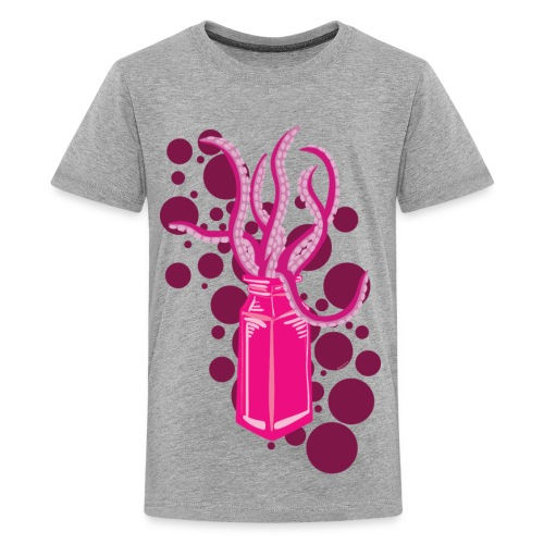 Monster In a Bottle - Kids' Premium T-Shirt