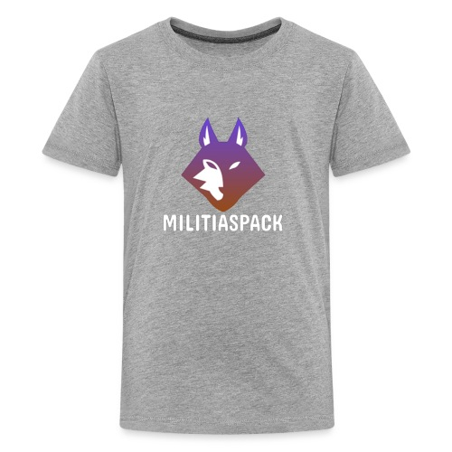 Militiaspack Purple - Kids' Premium T-Shirt