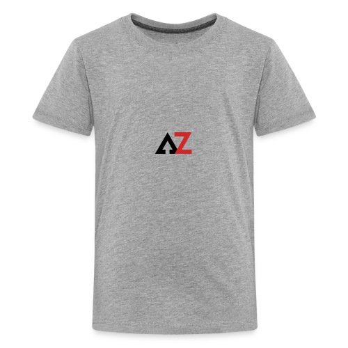 AZ Management logo - Kids' Premium T-Shirt