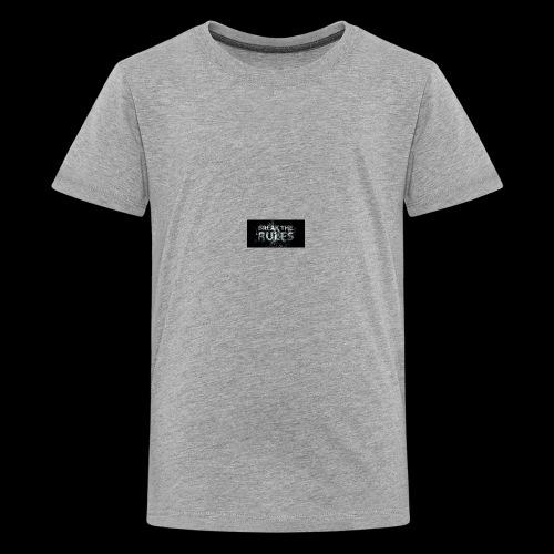 break rules - Kids' Premium T-Shirt