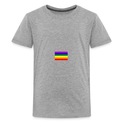 pride flag - Kids' Premium T-Shirt