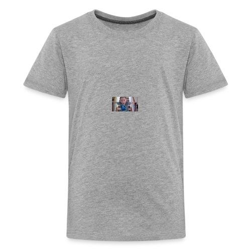 The Neiman Channel Game Show Jason's Face - Kids' Premium T-Shirt