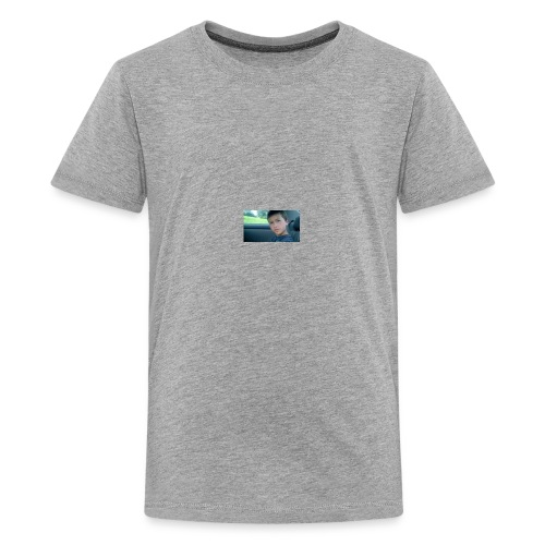 The Neiman Channel Game Show Alan's Face - Kids' Premium T-Shirt
