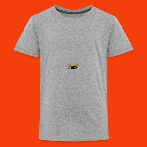 monster jack logo - Kids' Premium T-Shirt