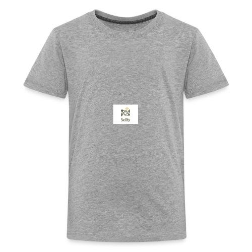 FaZe Sellfy Designer Edition - Kids' Premium T-Shirt