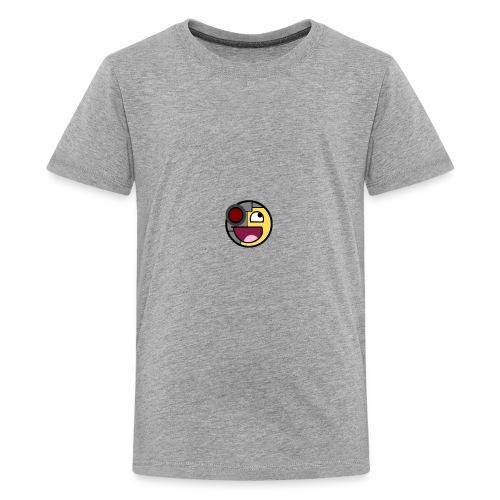 Future Awesome Face - Kids' Premium T-Shirt