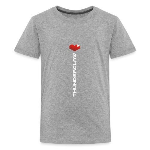 ThunderClaw YouTube Gaming - Kids' Premium T-Shirt