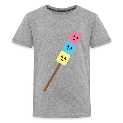 marshmallow time - Kids' Premium T-Shirt