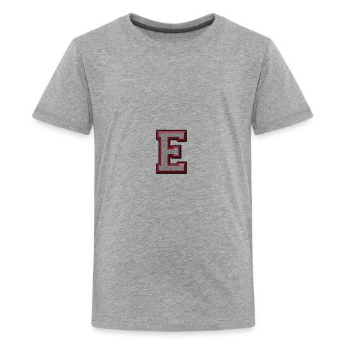 E Is Litt - Kids' Premium T-Shirt