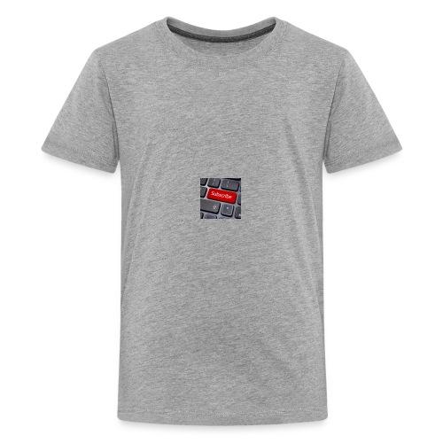 my first hoodie - Kids' Premium T-Shirt