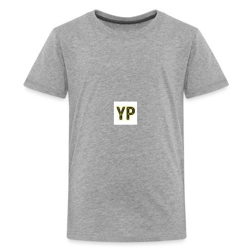 yellow peanuts - Kids' Premium T-Shirt