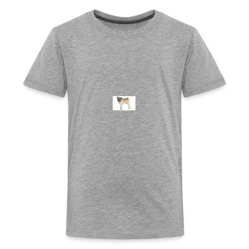Pug, Puppy, Puggle - Kids' Premium T-Shirt