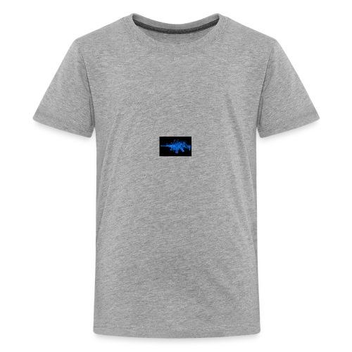 pew-pew shirt - Kids' Premium T-Shirt