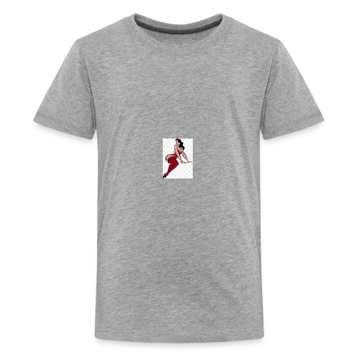 girl - Kids' Premium T-Shirt