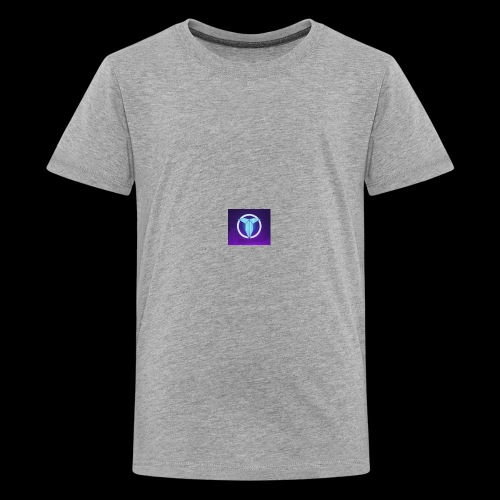 terroriser purple logo fortwitch - Kids' Premium T-Shirt