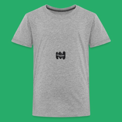 Status vlogger - Kids' Premium T-Shirt