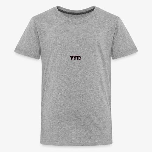Fat Fly Nation Logo - Kids' Premium T-Shirt