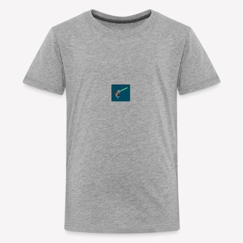 jedi narwhal - Kids' Premium T-Shirt