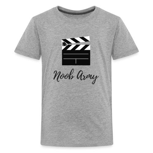 Noob Army - Kids' Premium T-Shirt