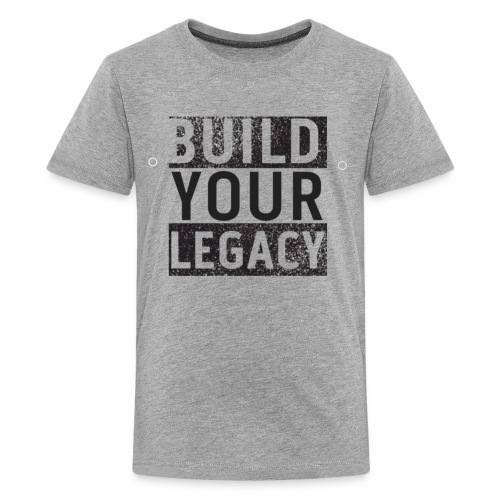 Build Your Legacy - Tri-X - Kids' Premium T-Shirt