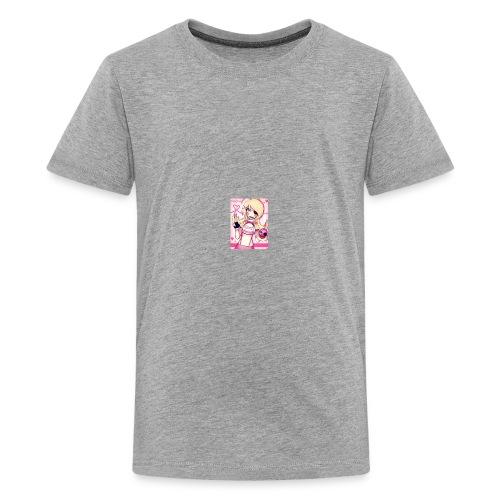 ff732e833569f5d35188444cb2ad244e different hairst - Kids' Premium T-Shirt
