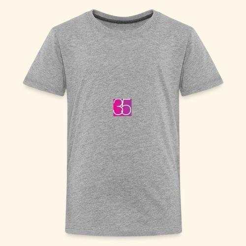 123...... - Kids' Premium T-Shirt