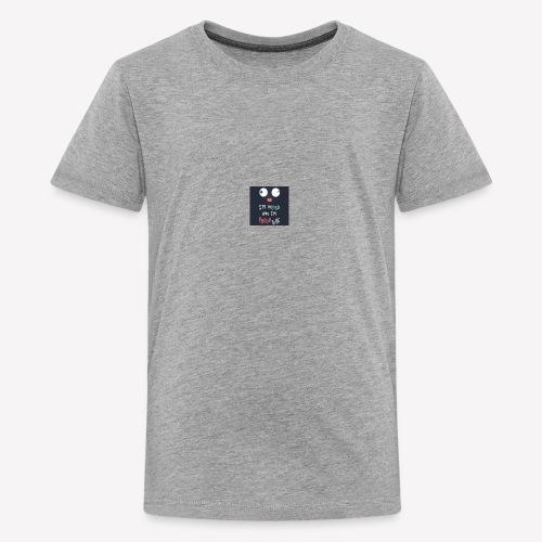 Proud to be weird - Kids' Premium T-Shirt