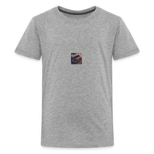 hey hello im chinese - Kids' Premium T-Shirt