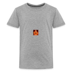 Fiery girls Rule - Kids' Premium T-Shirt