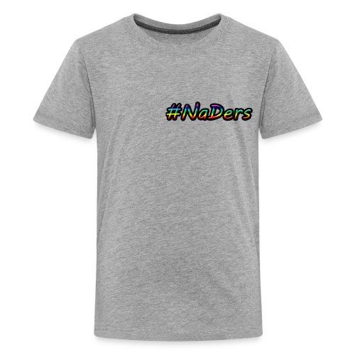 #NaDers (Rainbow) - Kids' Premium T-Shirt
