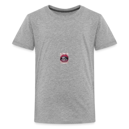 Street Lottery International. Diamond Teeth Design - Kids' Premium T-Shirt