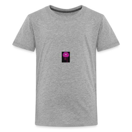 lean kiss - Kids' Premium T-Shirt