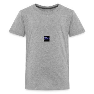 Focus Steel Hoodie - Kids' Premium T-Shirt