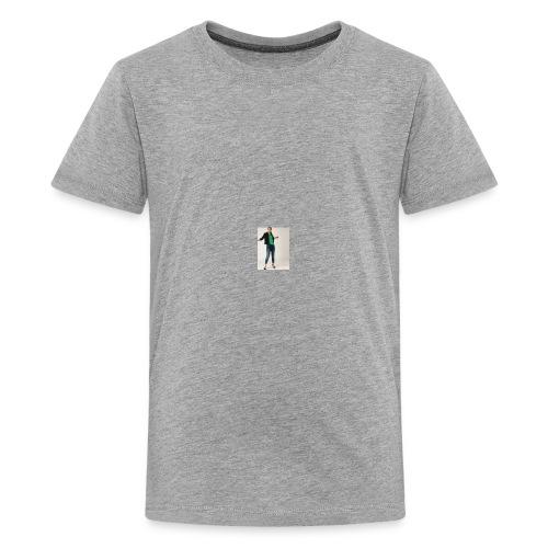 11524657874792 ESPRIT Women Green Solid Round Neck - Kids' Premium T-Shirt