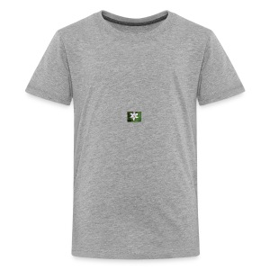 whiteflower - Kids' Premium T-Shirt