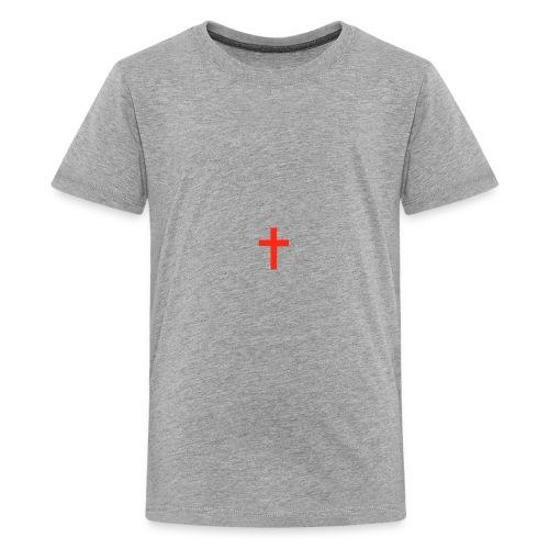 AnGeL's red cross - Kids' Premium T-Shirt