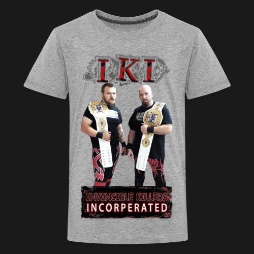 IKI Grunge - Kids' Premium T-Shirt