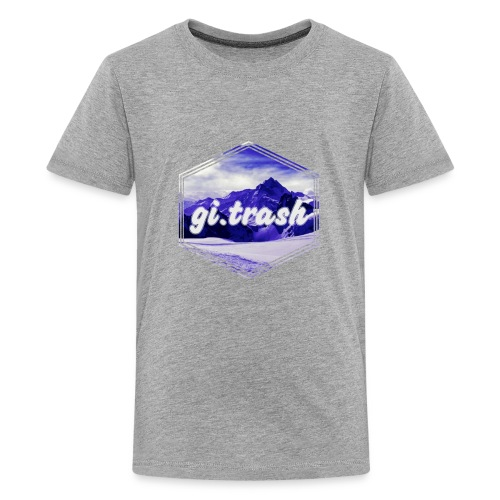 gi.trash - Kids' Premium T-Shirt