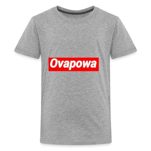 Ovapowa Merch - Kids' Premium T-Shirt