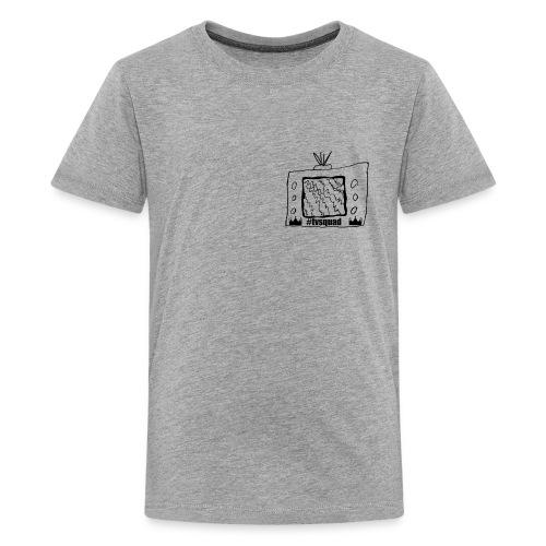 tv squad logo - Kids' Premium T-Shirt