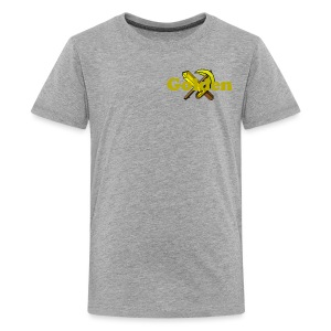 Golden - Kids' Premium T-Shirt