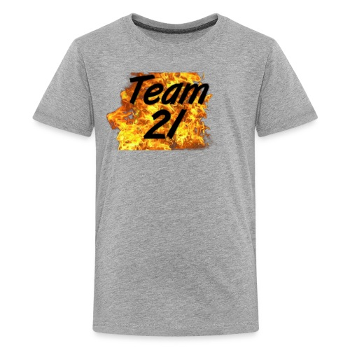 Team22Fire - Kids' Premium T-Shirt