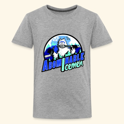 Abominable Icemen - Kids' Premium T-Shirt