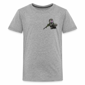 Whiskers with No Land - Kids' Premium T-Shirt